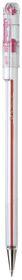 Pentel Superb 0.7mm Ballpoint Pen - Pink