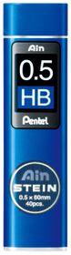 Pentel Ain Stein 0.5mm Lead - HB