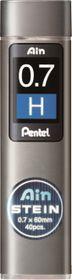 Pentel Ain Stein 0.7mm Lead - H