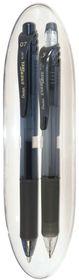 Pentel Energel X Pen & Pencil Gift Set - Black