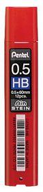 Pentel Ain Stein Mini 0.5mm Lead - HB