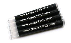 Pentel Pocket Brush Pen Refills - Pack of 4