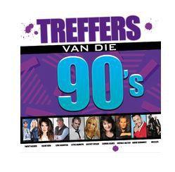 Various - Treffers Van Die 90's (CD)