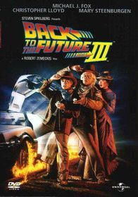 Back to the Future Part III (DVD)