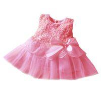 Snow White Babygirl Princess Dress - Pink