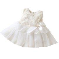 Snow White Babygirl Princess Dress - White