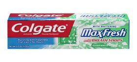 Colgate Maxfresh Clean Mint Toothpaste