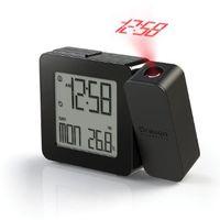 Oregon Scientific RM338P PROJI Projection Clock with Indoor Temperature - Black