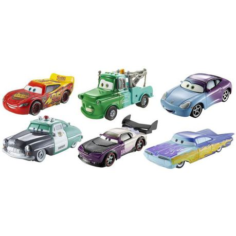 Disney Pixar Cars Colour Change - Doc Hodsons