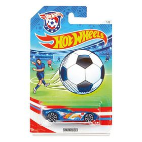 Hot Wheels Soccer 2016 Series *Assortment. Colours and Styles may vary*