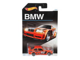 Hot Wheels BMW Series *Assorted.  Models and Colours may differ*