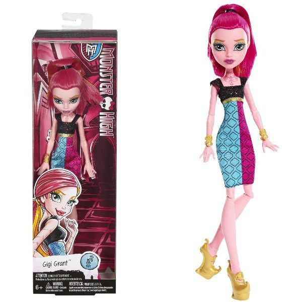 Monster High Gigi Grant Doll  Buy Online in South Africa