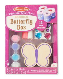 Melissa and Doug Butterfly Chest