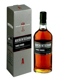 Auchentoshan - Three Wood Single Malt Whisky - 750ml