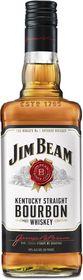 Jim Beam - White Bourbon - 750ml