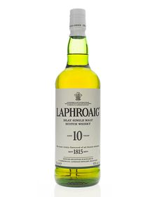 Laphroaig - 10 Year Old Islay Whisky - 750ml