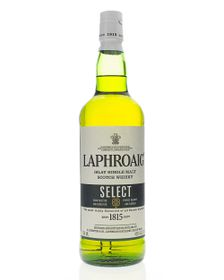 Laphroaig - Select Single Malt Whisky - 750ml