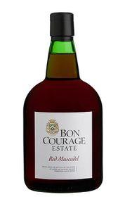 Bon Courage - Red Muscadel - 6 x 750ml