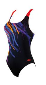 Women's Zoggs Fairlight Sprintback Swimming Costume