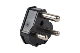 Nexus - Plug Top 16A Solid Brass 16A - Black