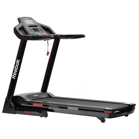 Reebok GT50 Series Treadmill - Black | Buy Online in South Africa