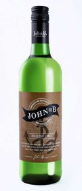 John B - Riesling Semi Sweet - 6 x 750ml
