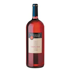 Robertson Winery - Chapel Natural Sweet Rose - 6 x 1.5 Litre