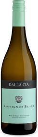 Dalla Cia - Sauvignon Blanc - 6 x 750ml