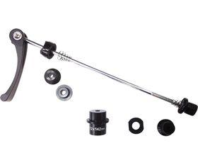Wahoo Fitness 12X142Mm with Mountain bike  Adaptor Kit - Metal
