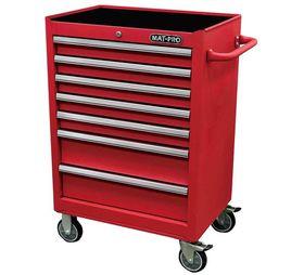 Matpro Tool Trolley - Red