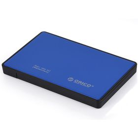 "Orico 2.5"" U3 External HDD Enclosure - Blue"