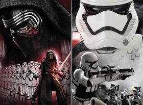Ravensburger 200 Pieces Star Wars Episode VII XXL Puzzle