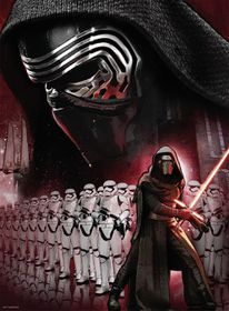 Ravensburger 500 Pieces Puzzle Star Wars: The Force Awakens