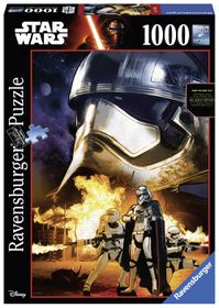Ravensburger 1000 Pieces Star Wars: Military of the Galactic Empire Puzzle