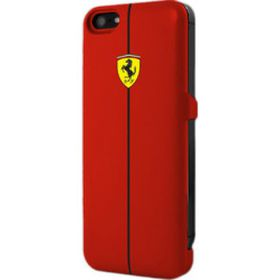 Ferrari for iPhone5s Back Cover Power case 2.2a - Red