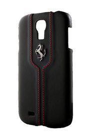 Ferrari Samsung Galaxy S4 Hard Case - Black
