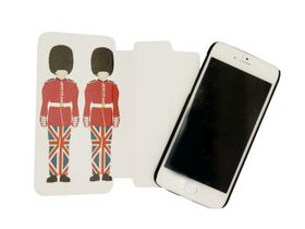 Uunique for iPhone6 2-In-1 Hard Shell Queens Guards
