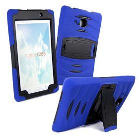 Tuff-Luv Survivor Tough Case for the Samsung Tab A 7.0 (Model T285) - Blue