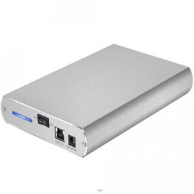 "Macally Aluminium USB 3.0 Enclosure for 3.5"" SATA HDD"