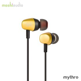Moshi Mythro In-Ear Headphones - Gold