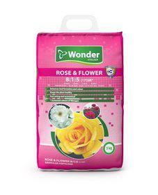 Efekto - Wonder Vitaliser Rose & Flower 8:1:5 - 5kg