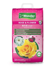 Efekto - Wonder Vitaliser Rose & Flower 8:1:5 - 10kg