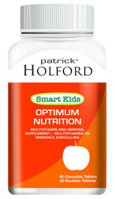 Patrick Holford Advanced Optimum Nutrition Capsules - 60'S