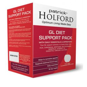 Patrick Holford Low Gl Support Pack (1 Month)