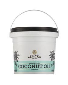 Lemcke Organic Virgin Coconut Oil - 1L
