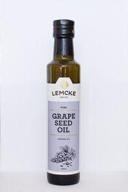 Lemcke Grape Seed Oil - 250ml