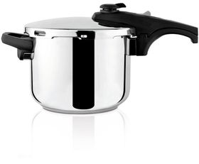 Taurus - Ontime Rapid Stainless Steel Pressure Cooker - 8 Litre