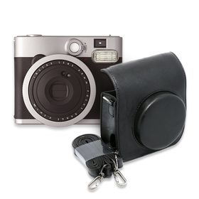 Fujifilm Instax Mini 90 Neo Classic Camera Value Bundle