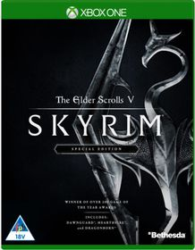 The Elder Scrolls V: Skyrim Special Edition (Xbox One)