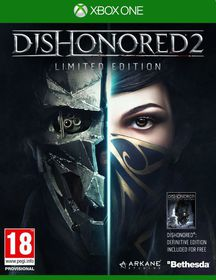 Dishonored 2 + Dishonored Definitive Edition (Xbox One)